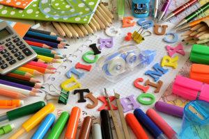 Back to School Giveaway - School Supplies